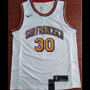 Stephen Curry #30 Golden State Warriors Jersey